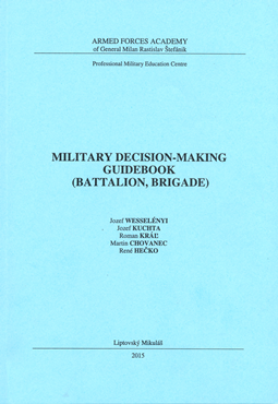Military decision-making guidebook