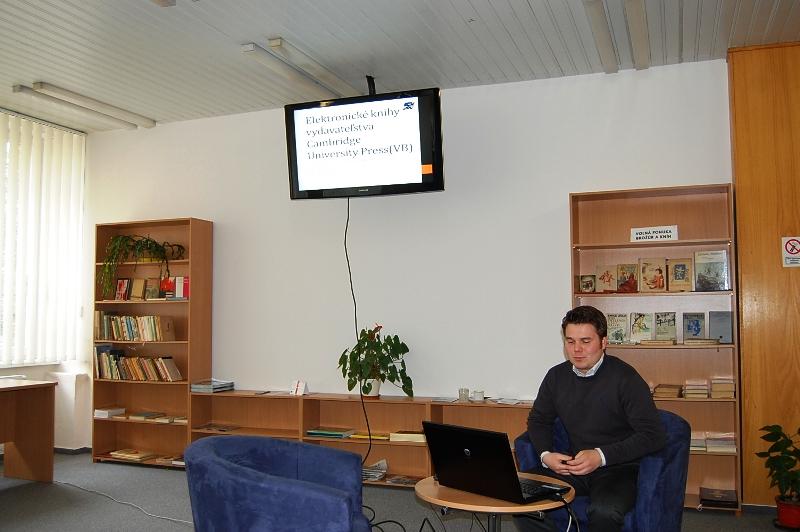 Prednáška: Zahraničné elektronické knihy