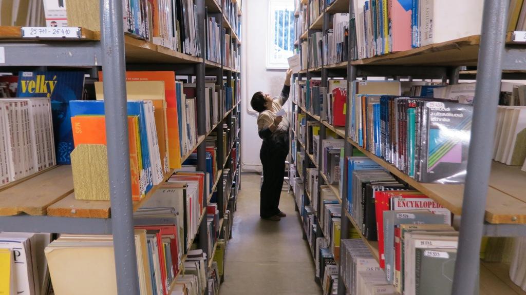 Archív akademickej knižnice
